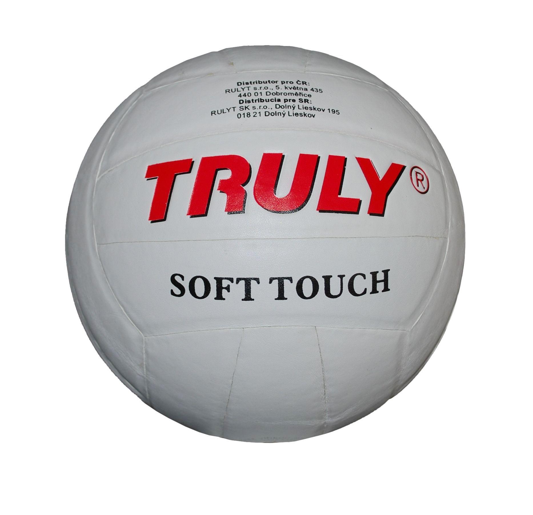 Volejbalový  míč TRULY VOLEJBAL SUPERSTAR