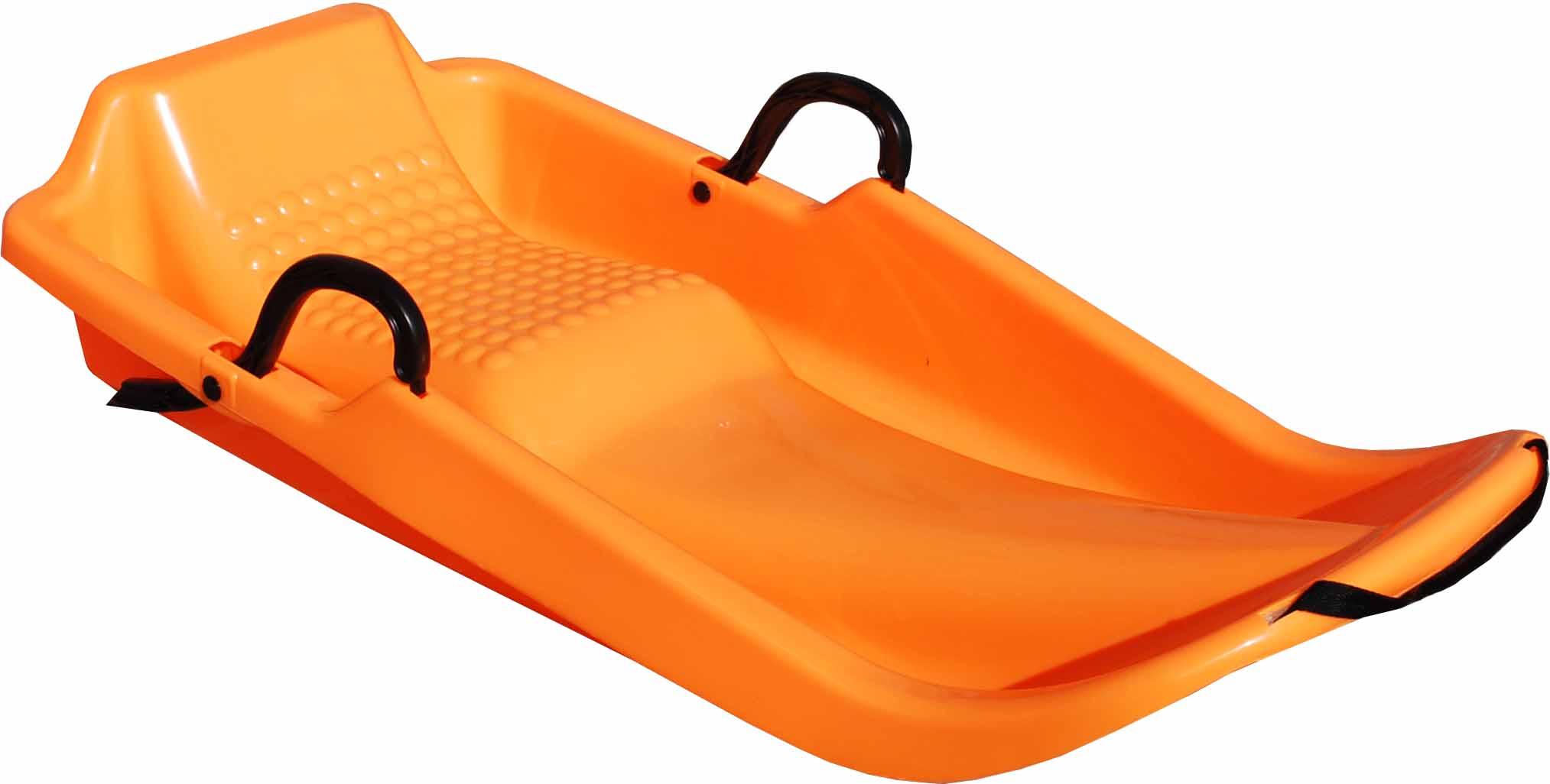 Bob plastový BASIC/OLYMPIC, oranžový