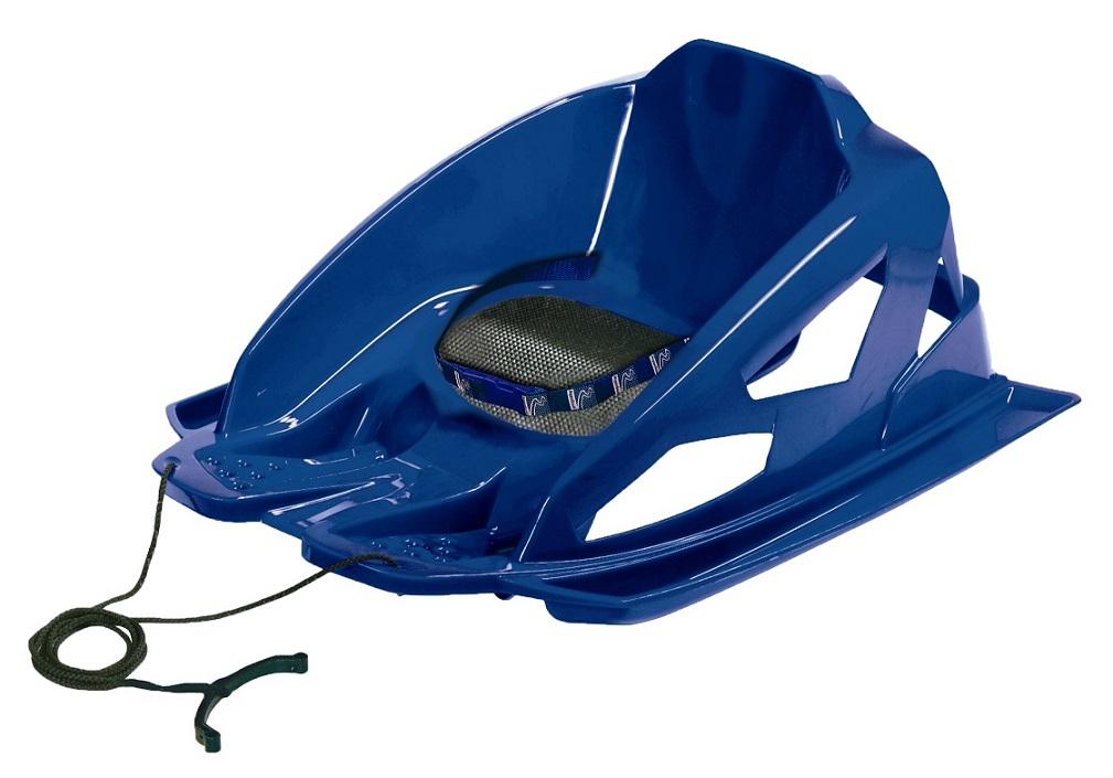 Bob plastový AlpenBambino, modrý