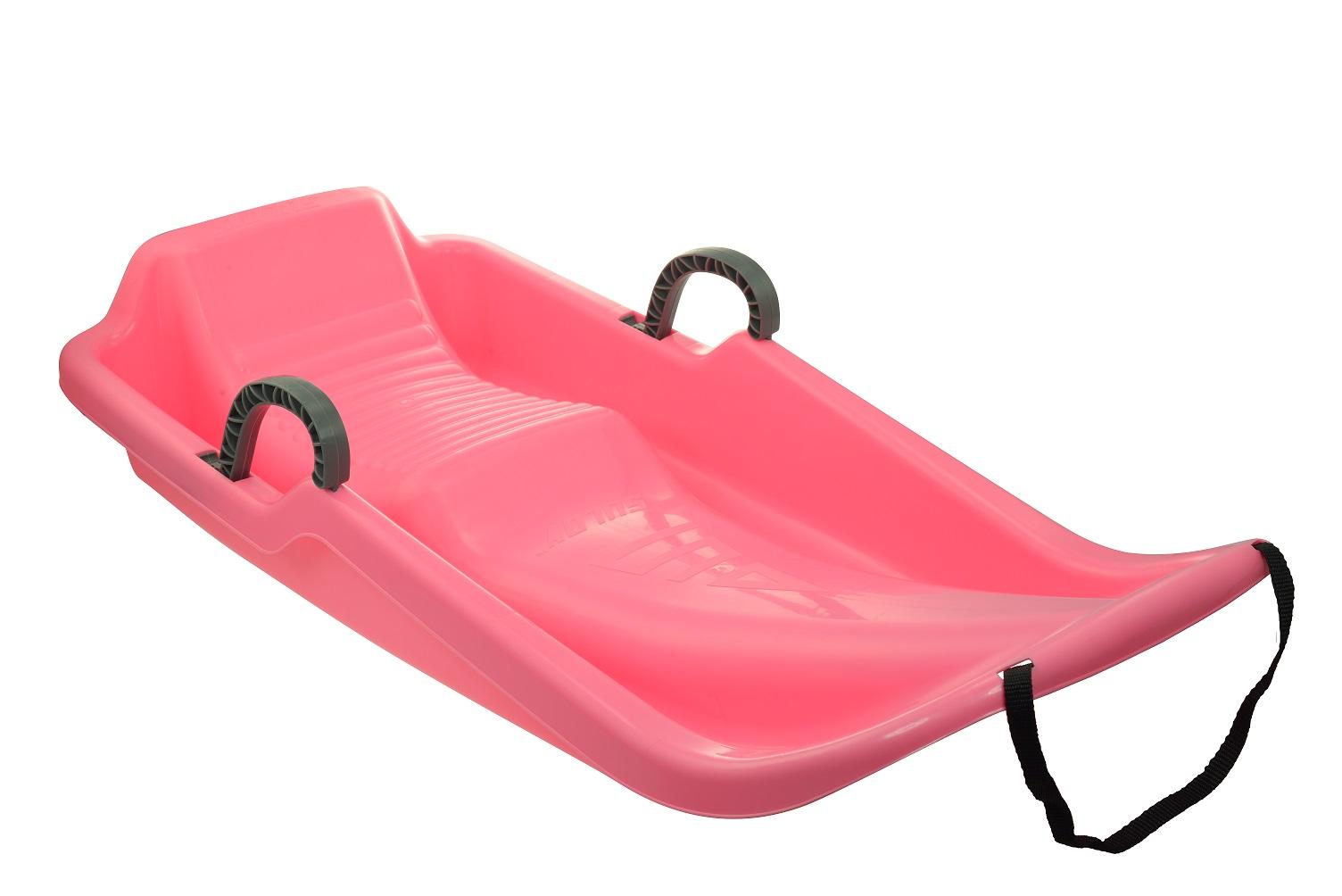 Bob plastový SULOV-OLYMPIC, růžový