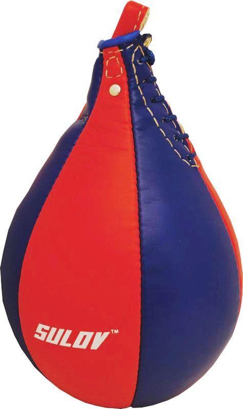 Box hruška SULOV PVC, červeno-modrá