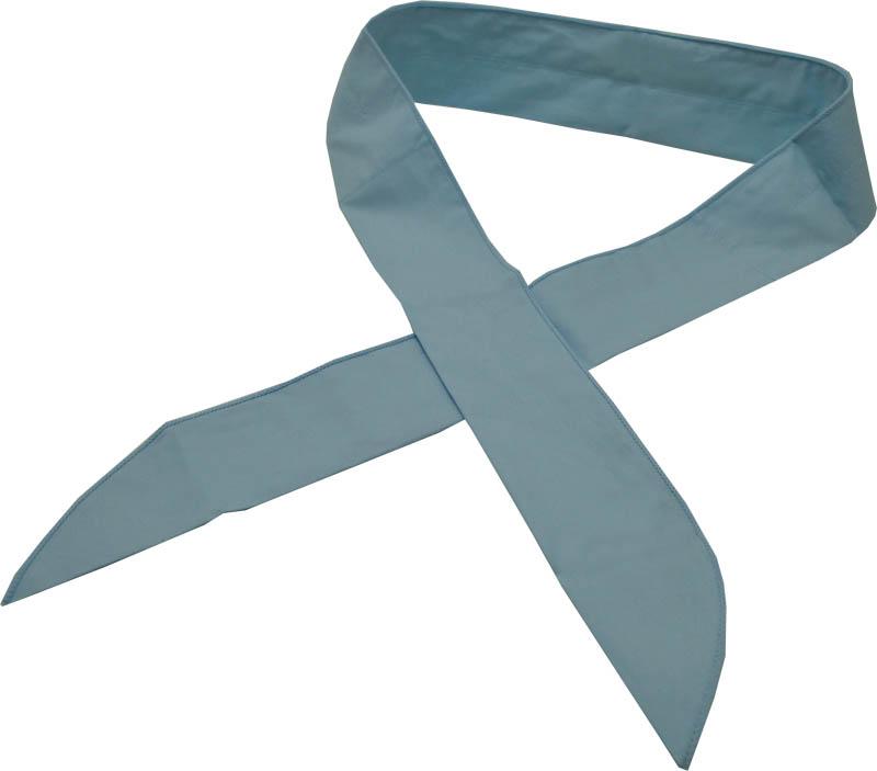 Sportovní šátek chladící SULOV, modrý