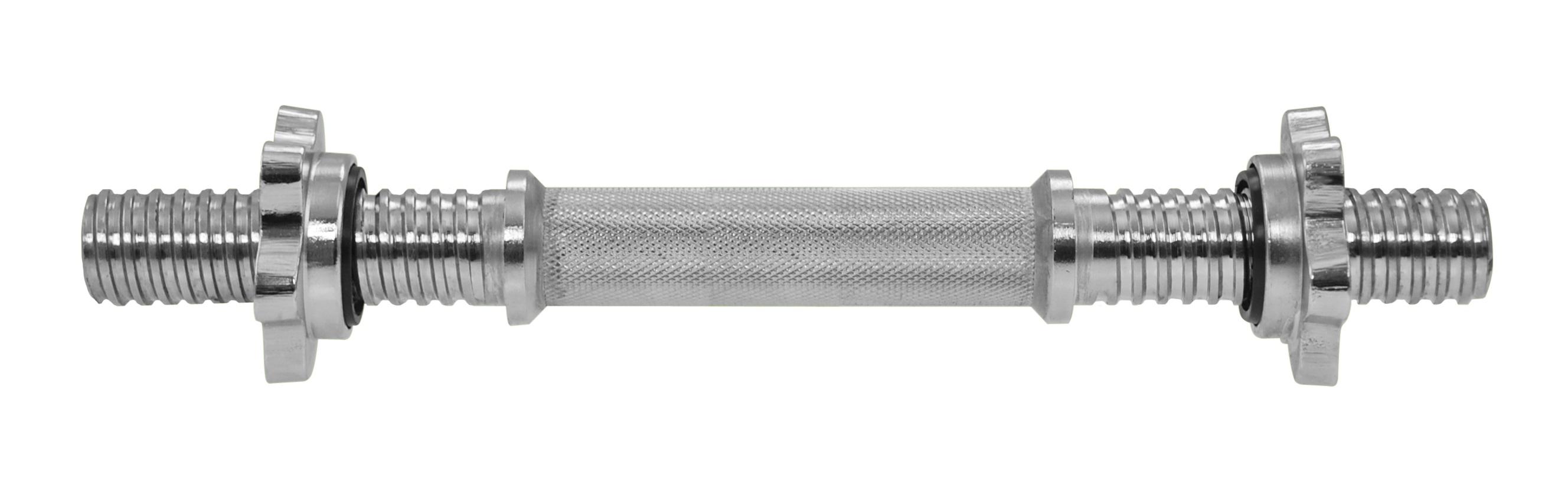 Hřídel na jednoruční činku LIFEFIT 35cm / 30mm vč. matic