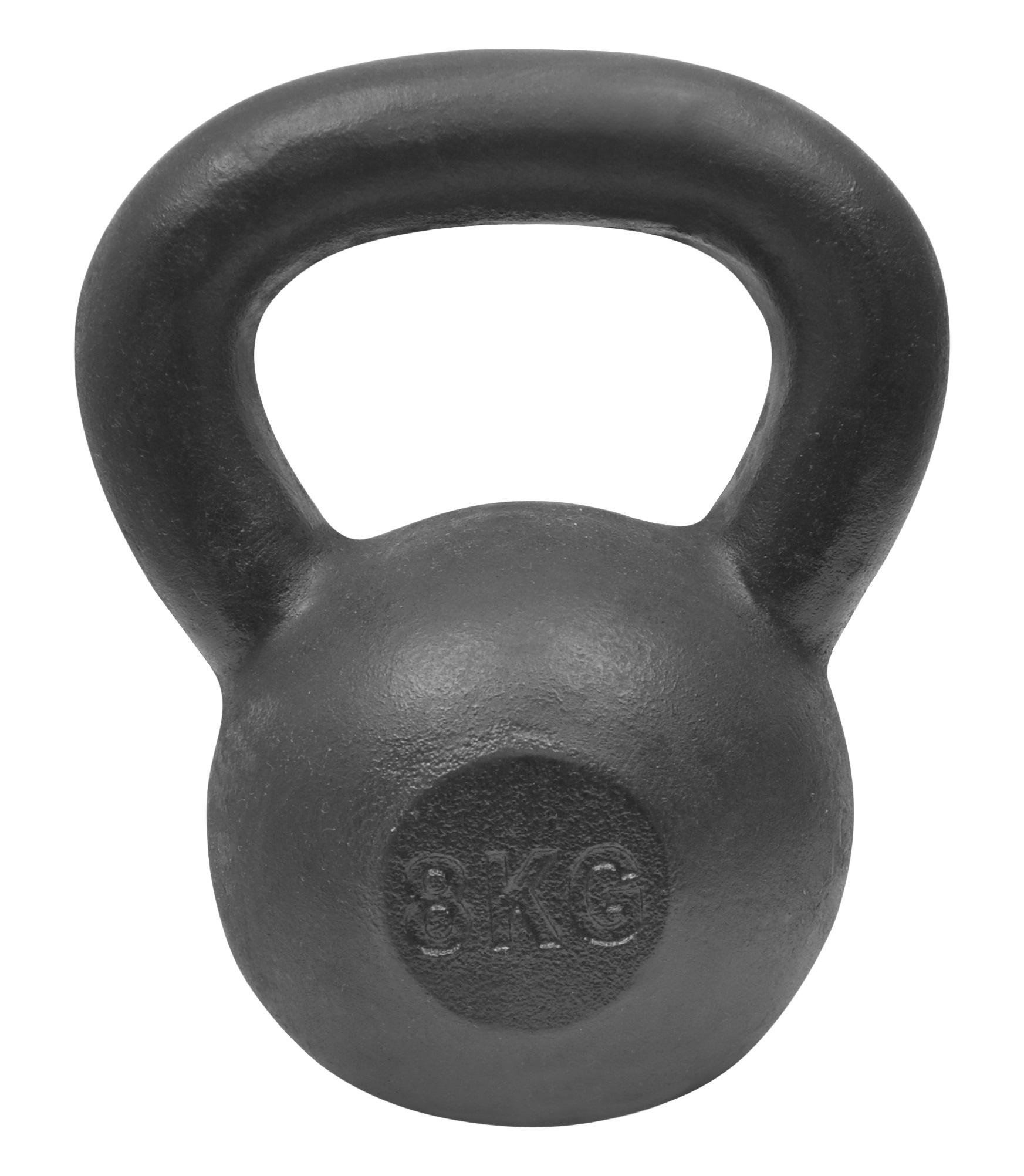 Činka Kettlebell Steell LIIFEFIT 8kg