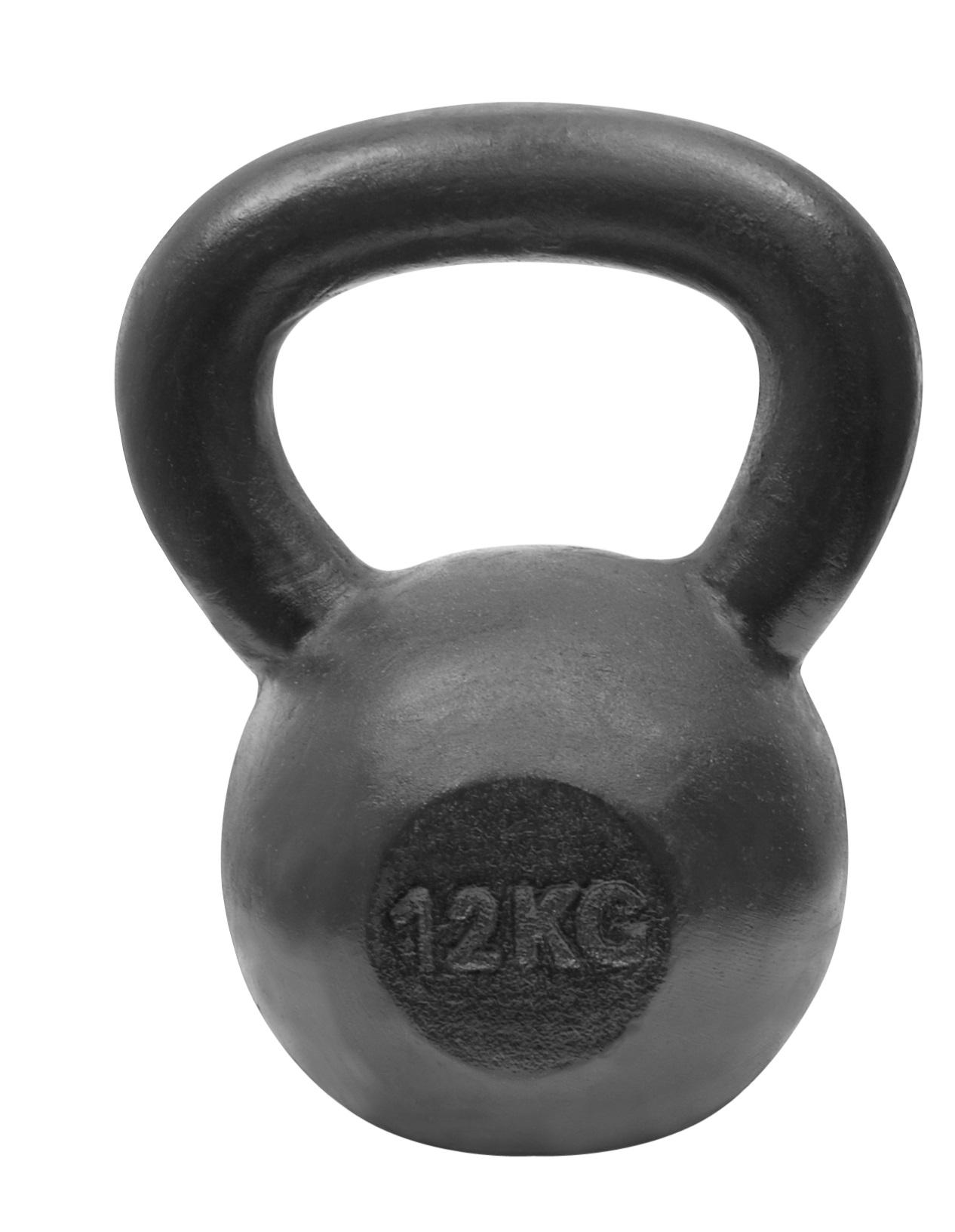 Činka Kettlebell Steell LIIFEFIT 12kg