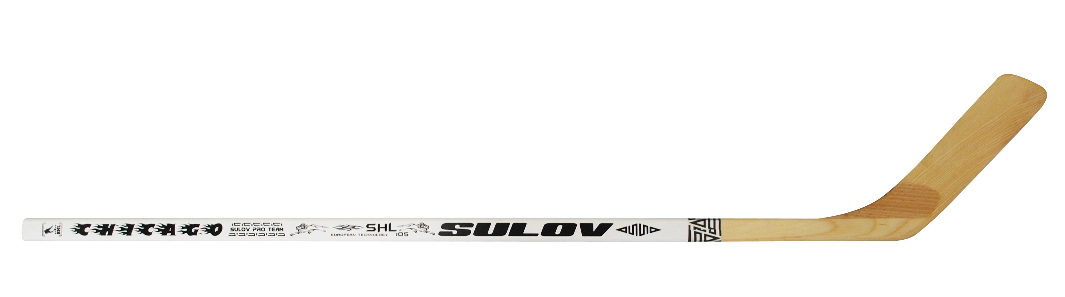 Hokejka SULOV CHICAGO, 105cm, levá