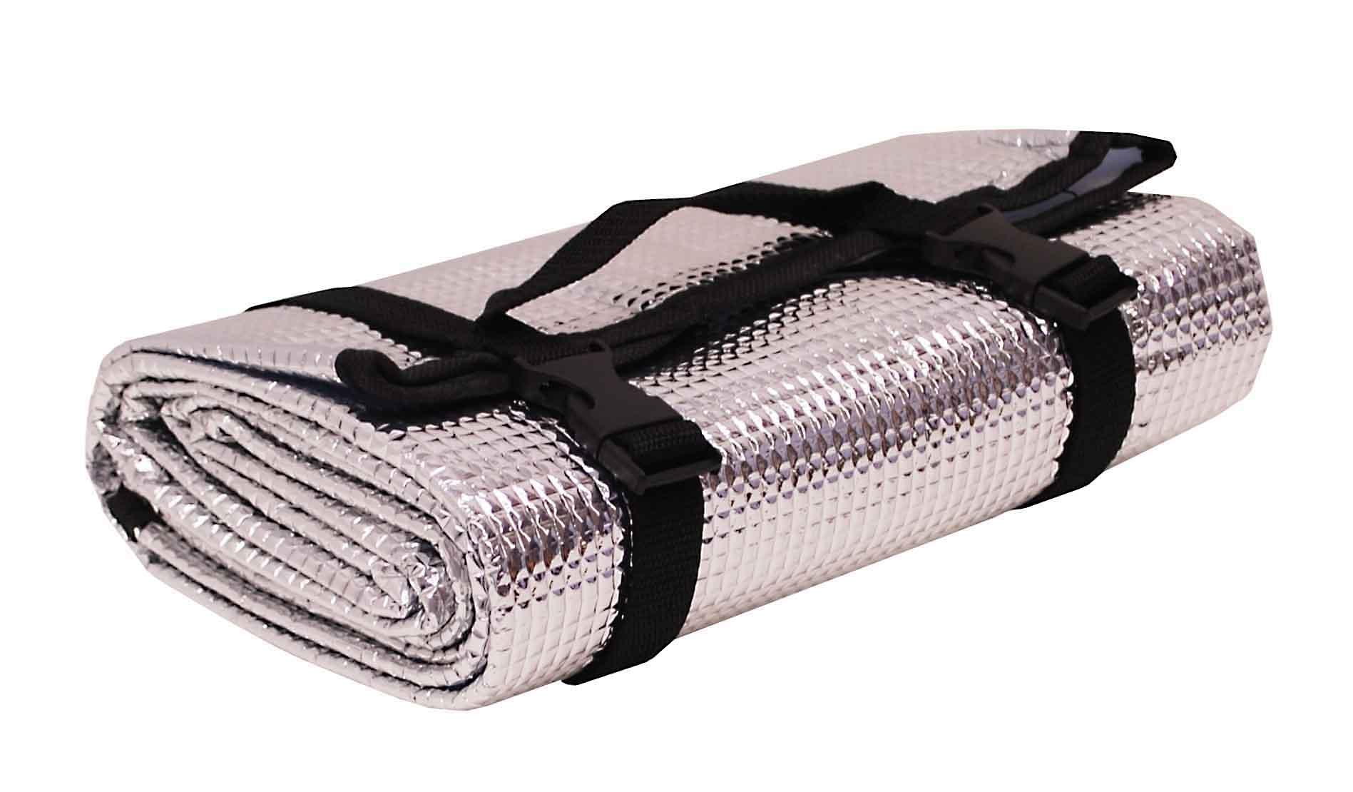 Karimatka ALU stříbrná 180*50*0,3cm