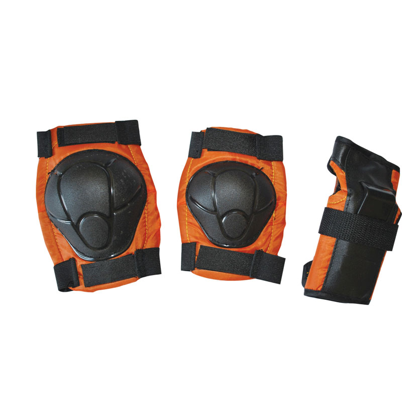 In-line chrániče TRULY NAIVE SET, oranžová, vel.S