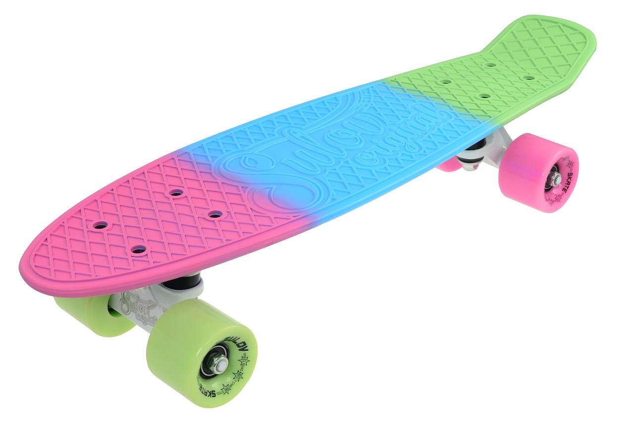 "Penny board 22"" SULOV 3C PASTELS"