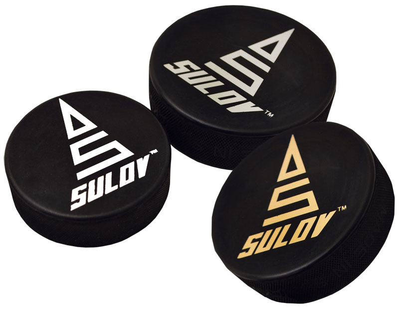 Hokejový puk SULOV JUNIOR