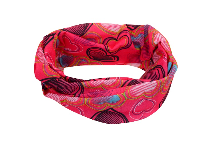 Sportovní šátek SULOV, růžový