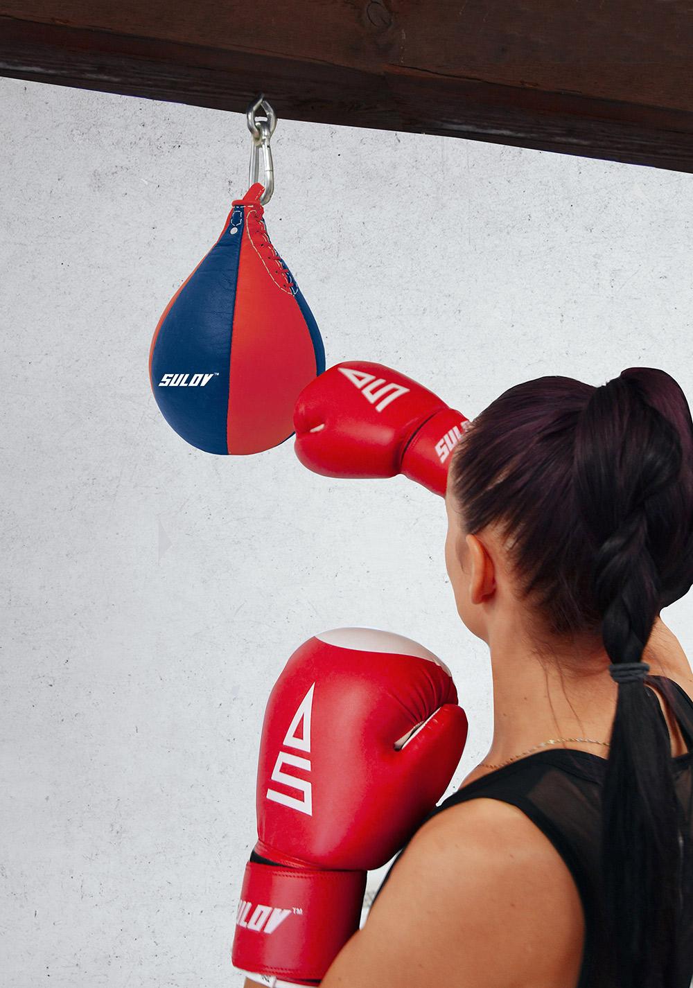 boxování do boxovací hrušky